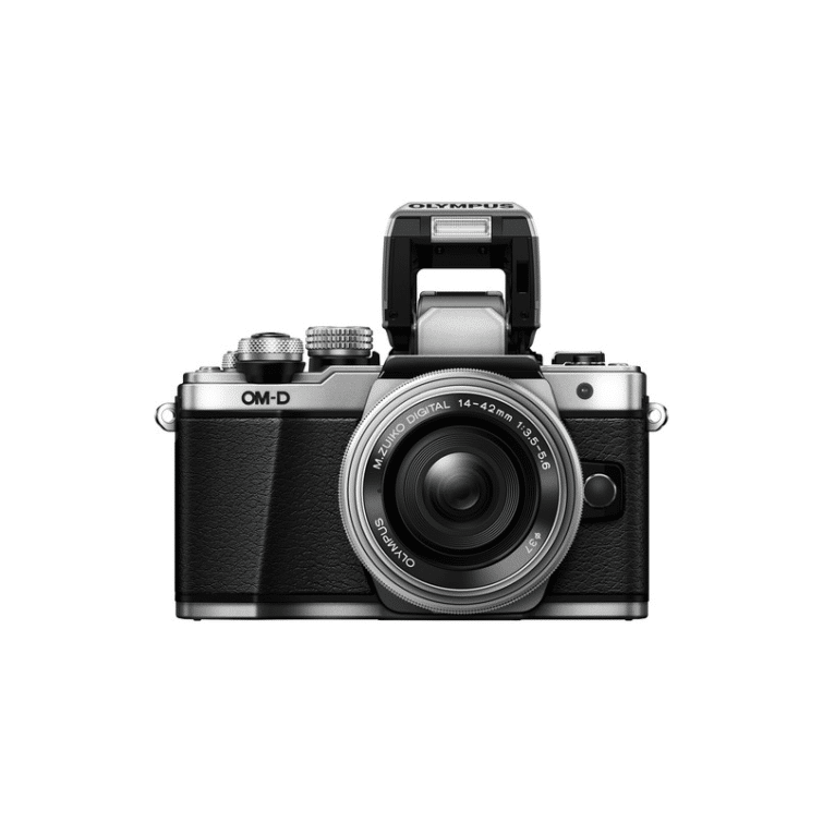 Image 3 : Olympus OM-D E-M10 MKII : le petit frère performant