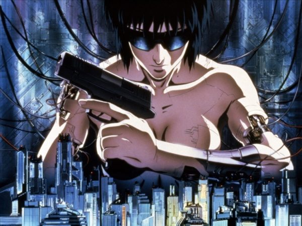 Image 1 : Ghost in the Shell : le film vs l'Anime en une vidéo