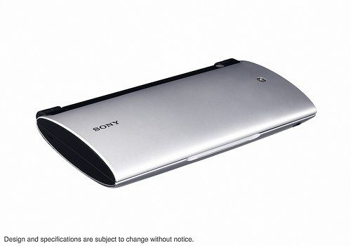 Image 3 : Sony officialise deux tablettes sous Android 3.0