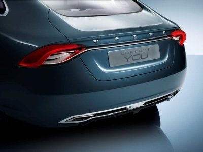 Image 3 : Concept You de Volvo : une berline à caresser