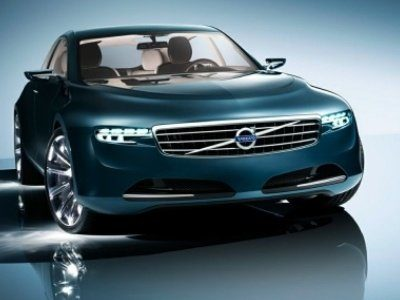 Image 1 : Concept You de Volvo : une berline à caresser