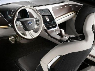 Image 2 : Concept You de Volvo : une berline à caresser
