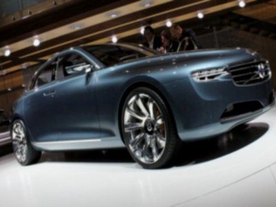 Image 4 : Concept You de Volvo : une berline à caresser