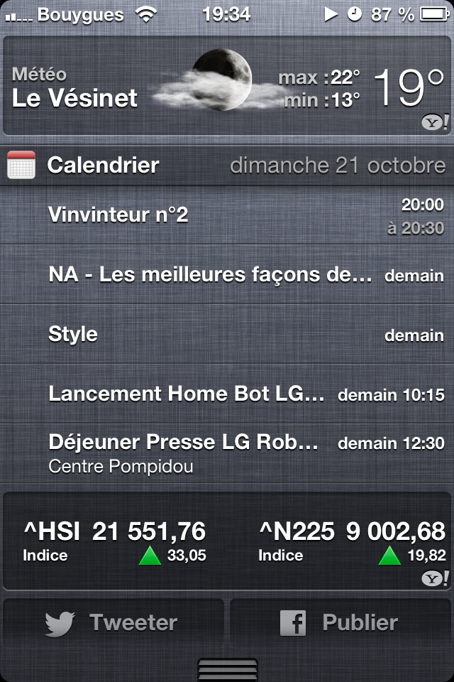 Image 1 : iOS 6 vs. Android 4.1 (Jelly Bean) : le match des OS mobiles