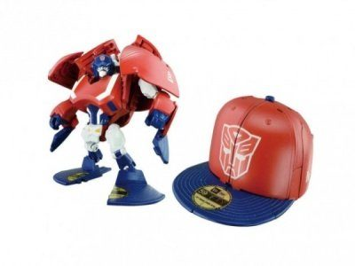 Image 1 : Transformers : les casquettes transformables