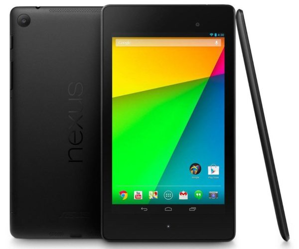 Image 1 : [Test] Google Nexus 7 : que vaut la version 2013 ?