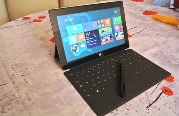 Image 1 : [Test] Surface Pro 2 : on prend la même et on recommence ?