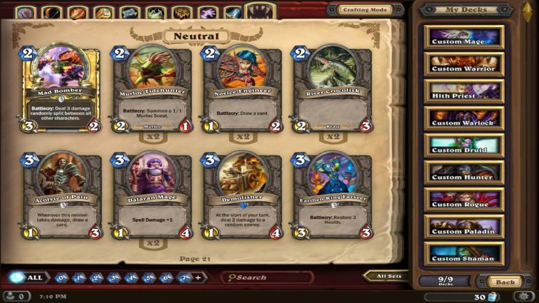 Image 4 : [Test] HearthStone : on craque ou pas ?