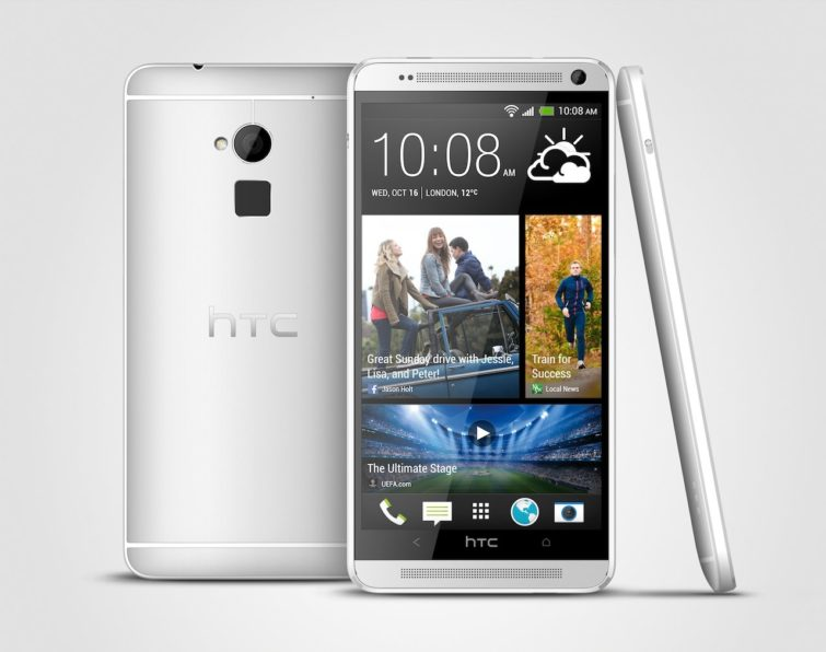 Image 1 : [Test] HTC One Max : le Galaxy Note 3 dans le viseur