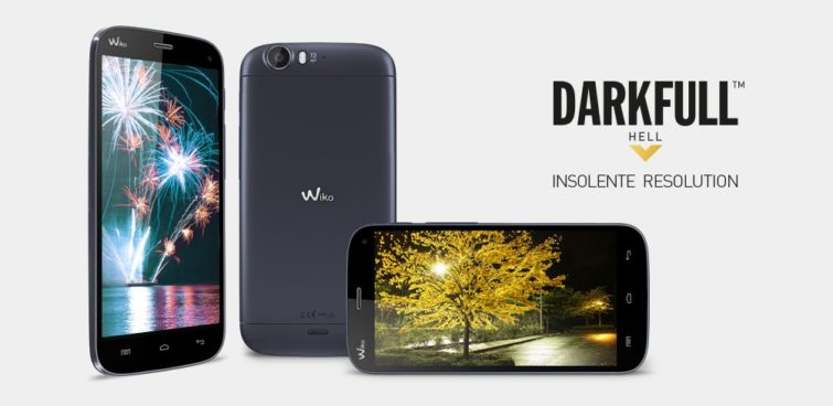 Image 1 : [Test] Wiko Darkfull : fausse bonne affaire ?