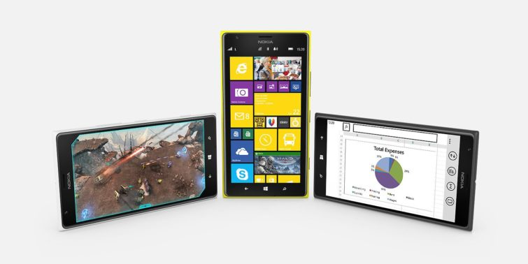 Image 1 : [Test] Nokia Lumia 1520 : la première phablette Windows Phone
