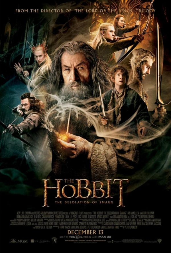 Image 1 : Geek critique : Le Hobbit : la désolation de Smaug