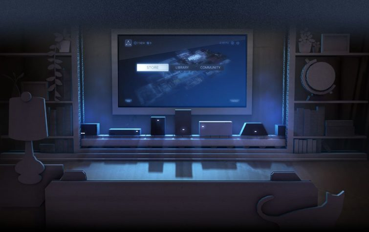 Image 1 : Steam Machines : pas de sortie avant 2015