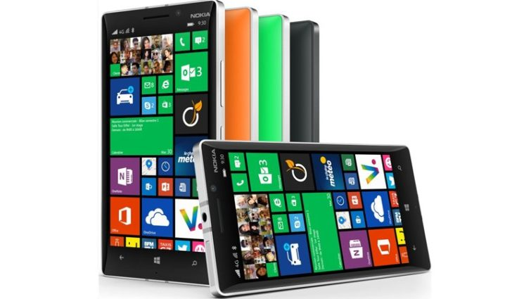 Image 1 : Nokia Lumia : Windows Phone 8.1 en approche