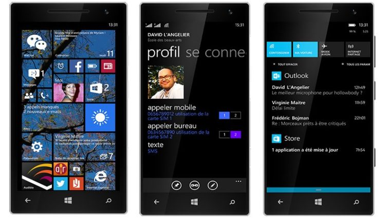 Image 1 : Windows Phone 8.1 déployé avant la mi-juillet