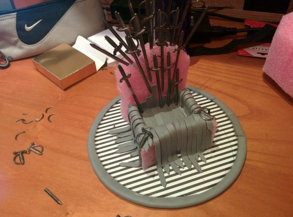 Image 3 : Comment créer un dock iPhone Game of Thrones