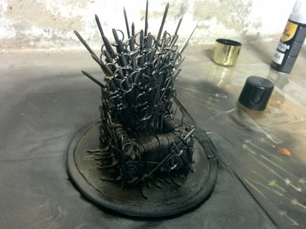 Image 1 : Comment créer un dock iPhone Game of Thrones