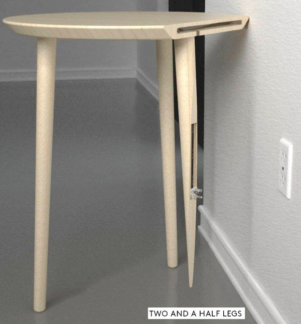 Image 2 : Soak : la table basse qui recharge par induction