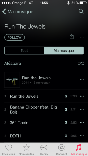 Image 4 : Apple Music : comment l'installer et le configurer