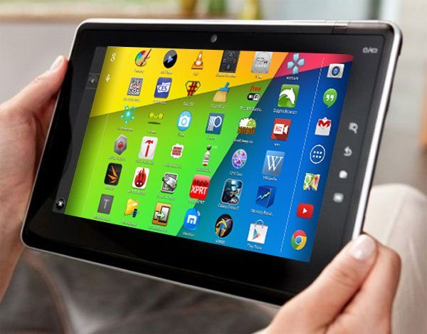 Image 1 : Android : les meilleures applications pour tablette