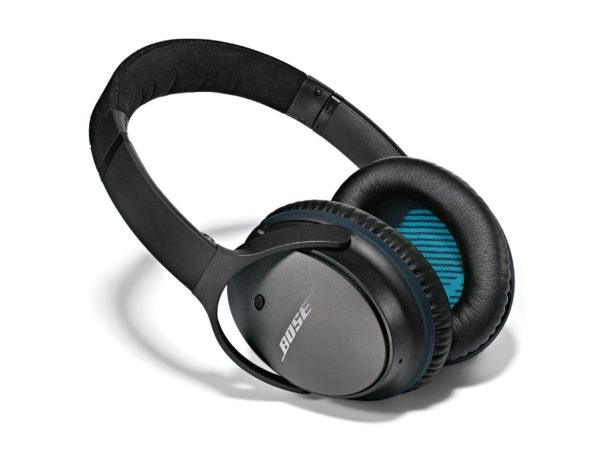Image 1 : [Promo] Casque antibruit : Bose QuietConfort 25 (version Apple) à 259,99 €