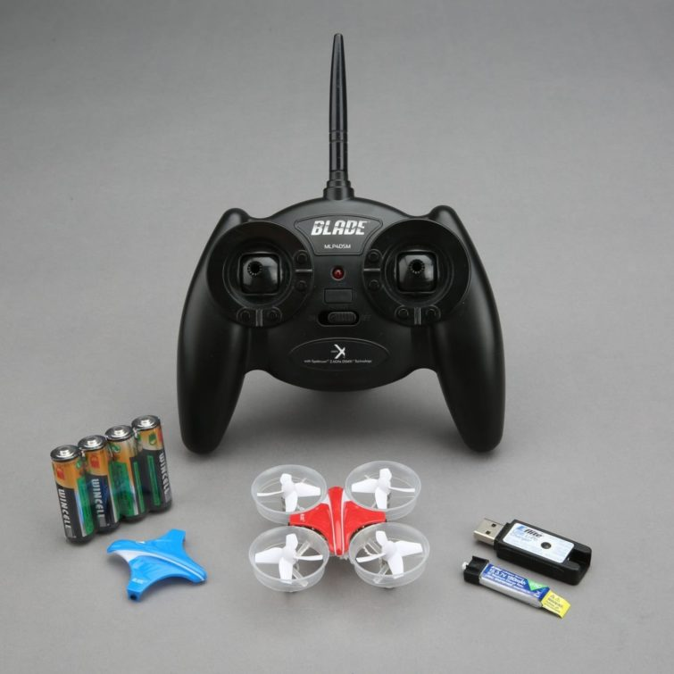 Image 5 : [Test] Horizon Hobby Blade Inductrix : le mini drone incassable