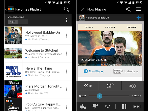 Image 18 : Podcasts : les meilleures applications pour Android