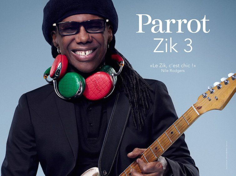 Image 3 : [Test] Parrot Zik 3 : on craque ou pas ?