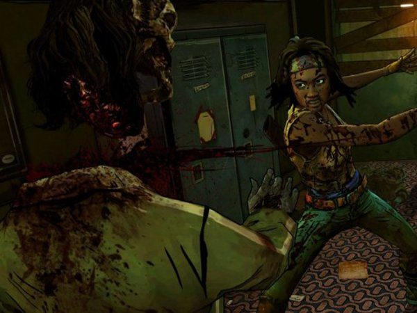 "Image 2 : The Walking Dead ""Michonne"" arrive le 23 février"