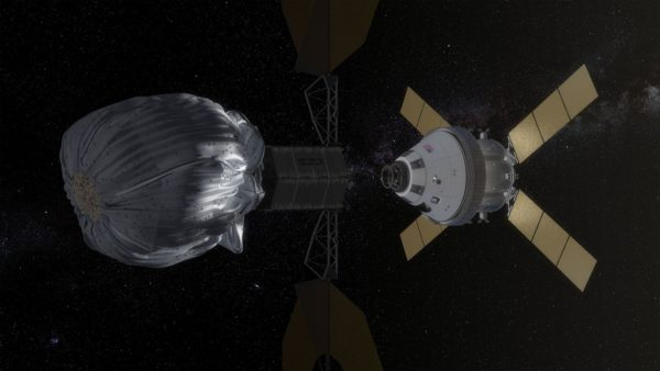 Image 4 : Le projet Asteroid de la NASA au point mort