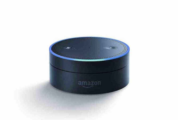 Image 1 : Echo Dot : le nouvel assistant personnel d'Amazon