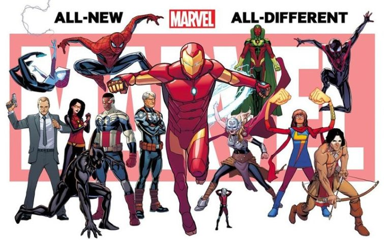 Image 1 : Marvel va retrouver son nom originel, Timely Comics