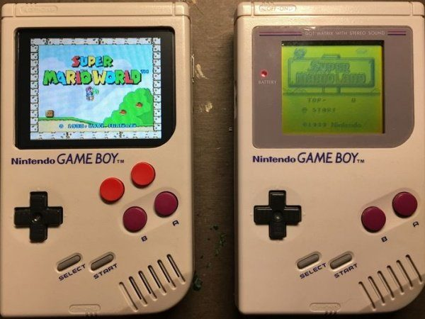 Image 1 : GameBoy 2016 : une version à base de Raspberry PI