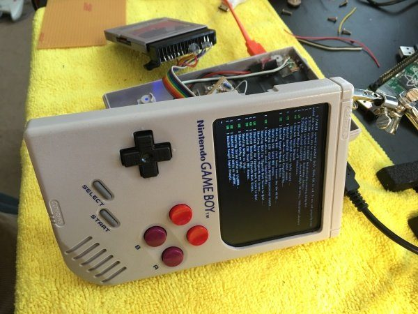 Image 3 : GameBoy 2016 : une version à base de Raspberry PI