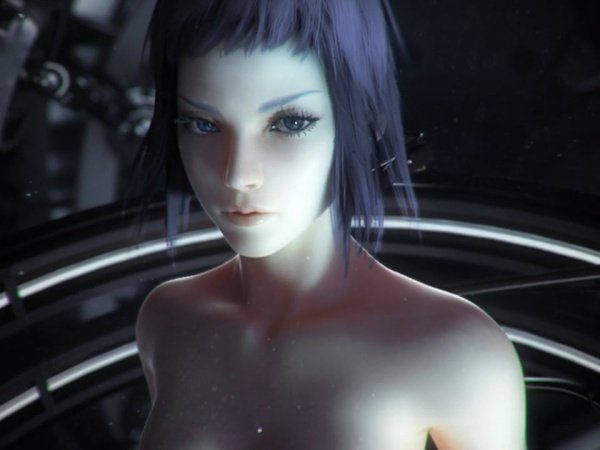 Image 1 : Ghost in the Shell en réalité virtuelle sur le Playstation VR