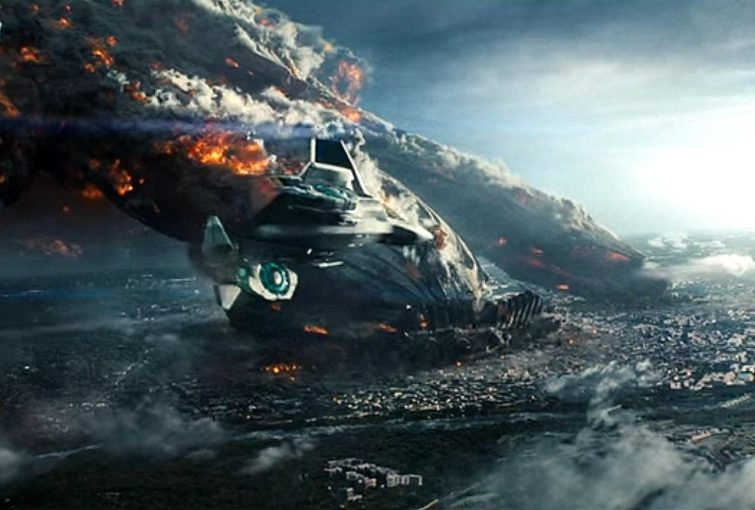 Image 1 : Independence Day Resurgence : une bande-annonce de 5 minutes