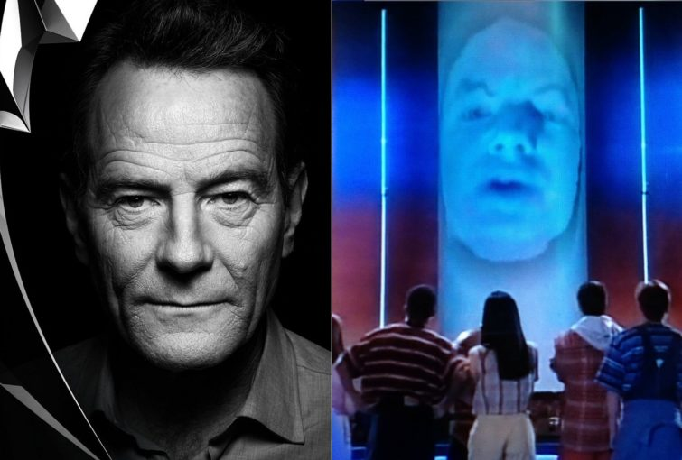 Image 1 : Power Rangers : Bryan Cranston (Breaking Bad) jouera le mentor Zordon