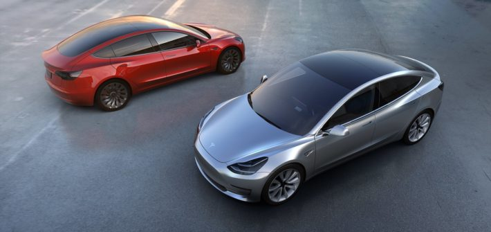 Image 1 : CR, le grand magazine de consommateurs américain épingle la Tesla Model 3