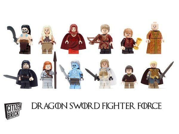 Image 2 : La folie Game of Thrones gagne les Lego