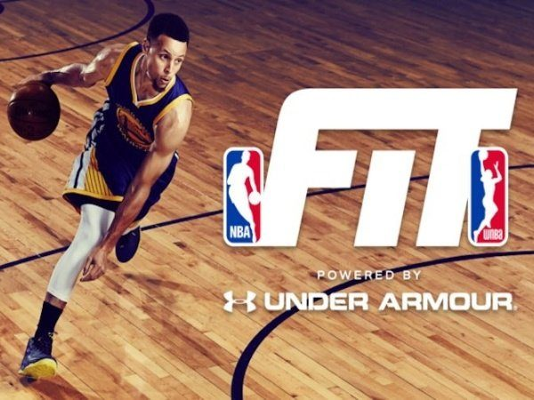 Image 1 : La NBA lance une application de remise en forme