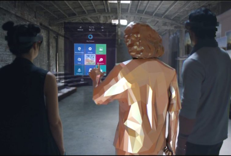 Image 1 : Windows Holographic : Microsoft ouvre sa technologie aux concurrents