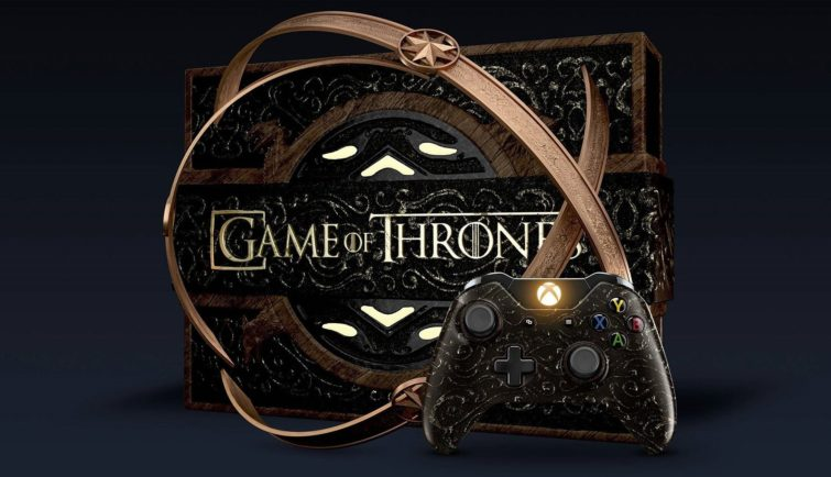 Image 1 : Xbox One Game of Thrones : 6 exemplaires pour une édition ultra-limitée
