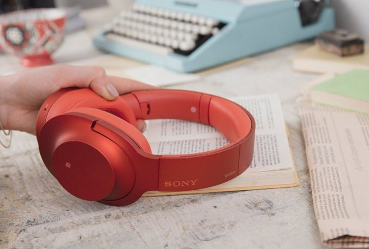 Image 1 : H.ear On Wireless NC : Sony dévoile son casque Bluetooth antibruit