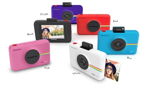 Image 2 : Polaroid officialise le Snap instant touch