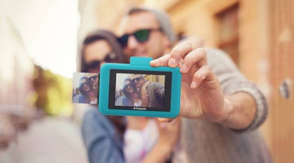Image 1 : Polaroid officialise le Snap instant touch