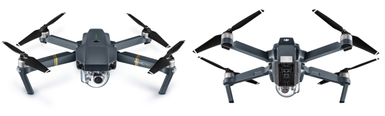 Image 3 : DJI Mavic Pro : le nouveau drone simple, compact et performant