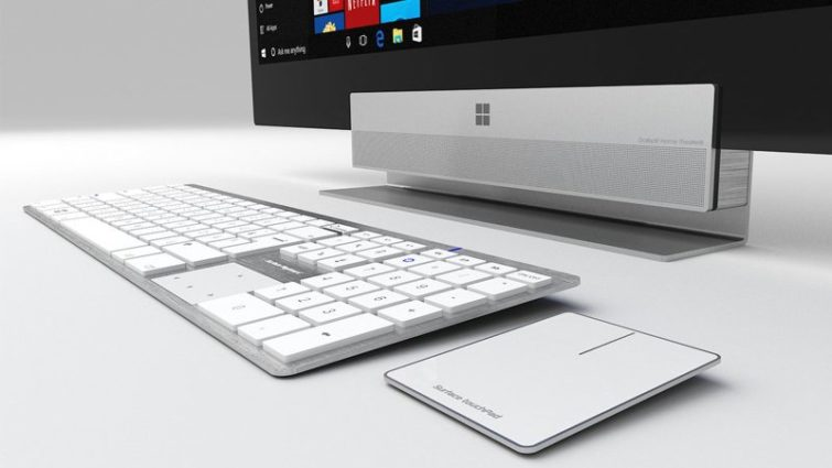Image 1 : Microsoft : rendez-vous le 26 octobre pour le Surface All-in-One ?