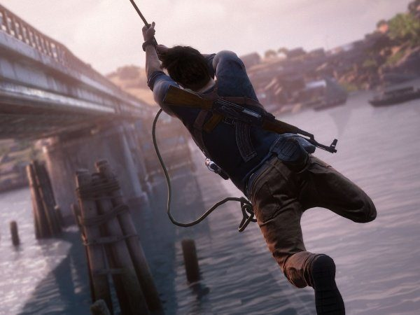 Image 1 : Shawn Levy (Stranger Things) réalisera le film Uncharted