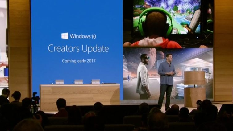 Image 1 : Windows 10 : la mise à jour s'appellera « Creators Update »