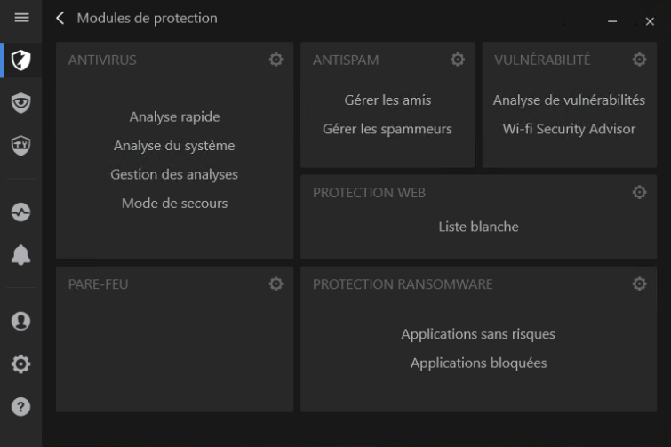 Image 4 : [Test Antivirus] Bitdefender Total Security 2017